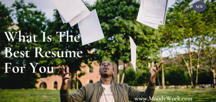 What is the best resume for you - Video