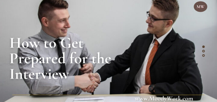 How to get prepared for the interview - Video