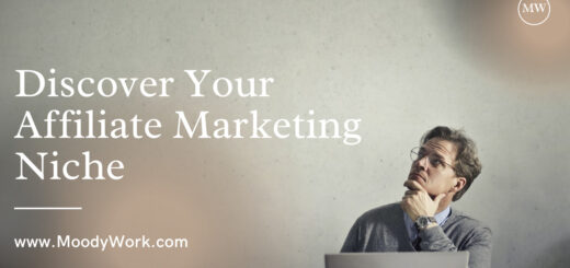 Discover Your Affiliate Marketing Niche