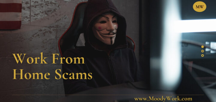 Work From Home Scams - Video