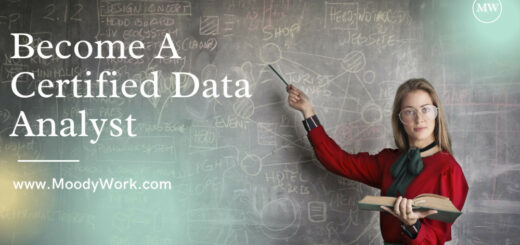 Become A Certified Data Analyst