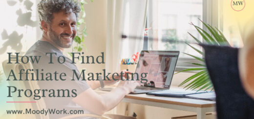 How To Find Affiliate Marketing Programs