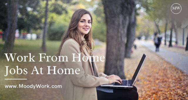 Work From Home Jobs At Home
