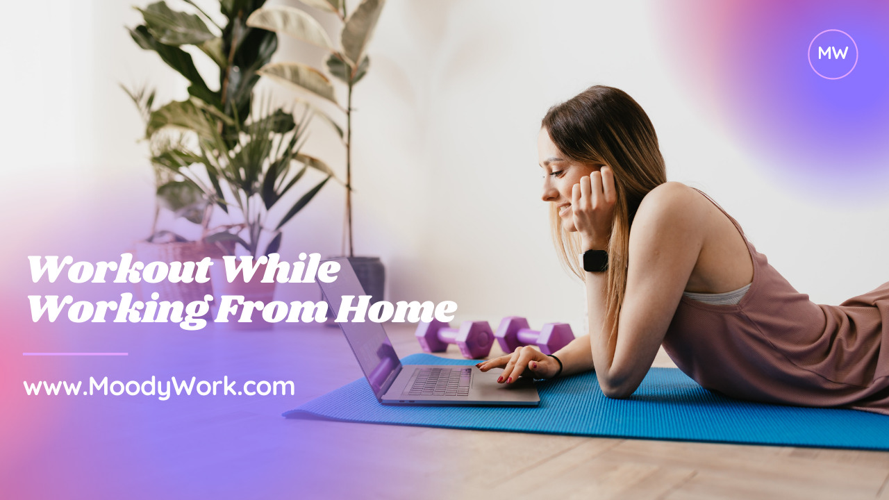 Workout While Working From Home