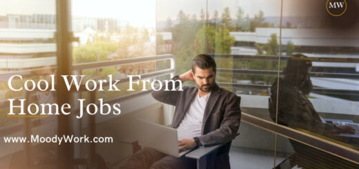 Cool Work From Home Jos