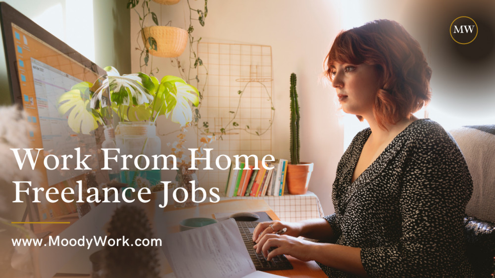 Work From Home Freelance Jobs