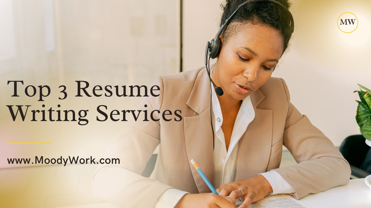 Top 3 Resume Writing Services