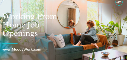 Working From Home Job Openings